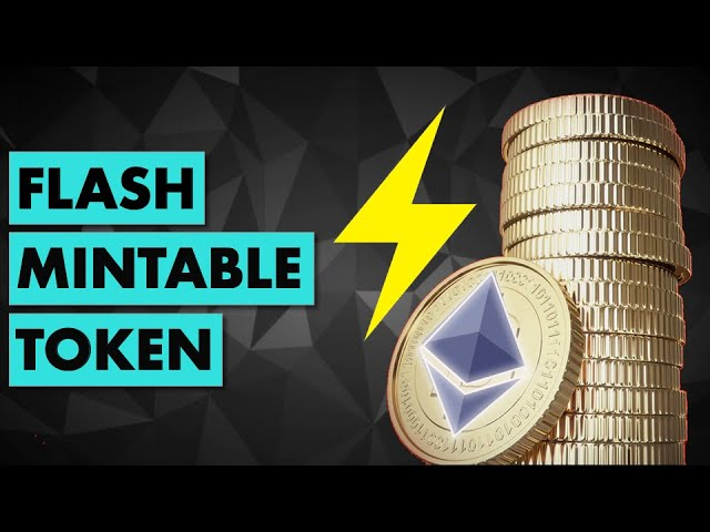 This token has a built-in Flashloan feature