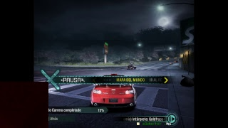 Need for speed carbon longplay