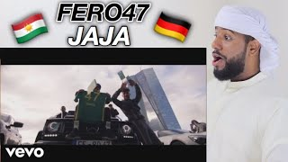 ARAB REACTION TO GERMAN RAP MUSIC BY Fero47 - JAJA **UNREAL**