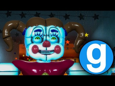 BABY IS HERE! | Five Nights at Freddy's Sister Location Gmod