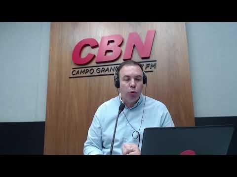 CBN Campo Grande (23/11/2020): Com Ginez Cesar