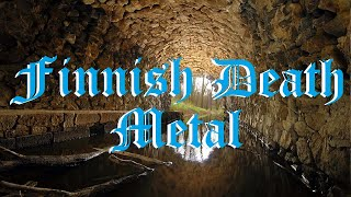 Finnish Death Metal - A Goosey Guide