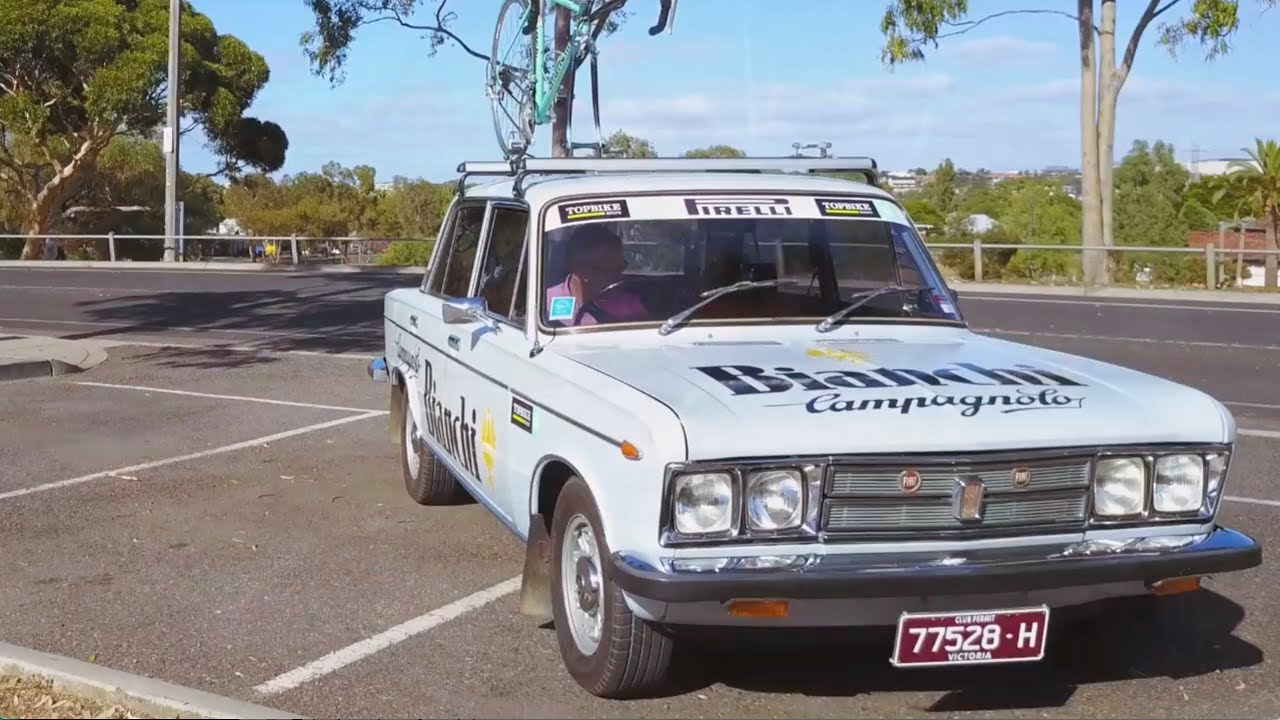 Fiat 125  - Shannons Club TV - Episode 82