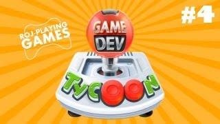 Robienie gier to sztuka niełatwa - Game Dev Tycoon #4 (Roj-Playing Games!)