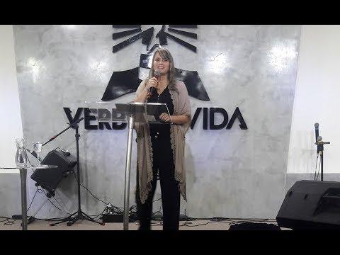 Culto Ao Vivo | Ministra Edma Wray | 20/08/2017