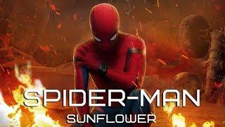spider-man | sunflower