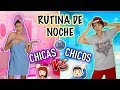 Chicas vs Chicos / Shuffle /Cutting Shapes/2018 - YouTube
