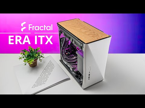 Finally Something DIFFERENT - Fractal ERA ITX Case Review