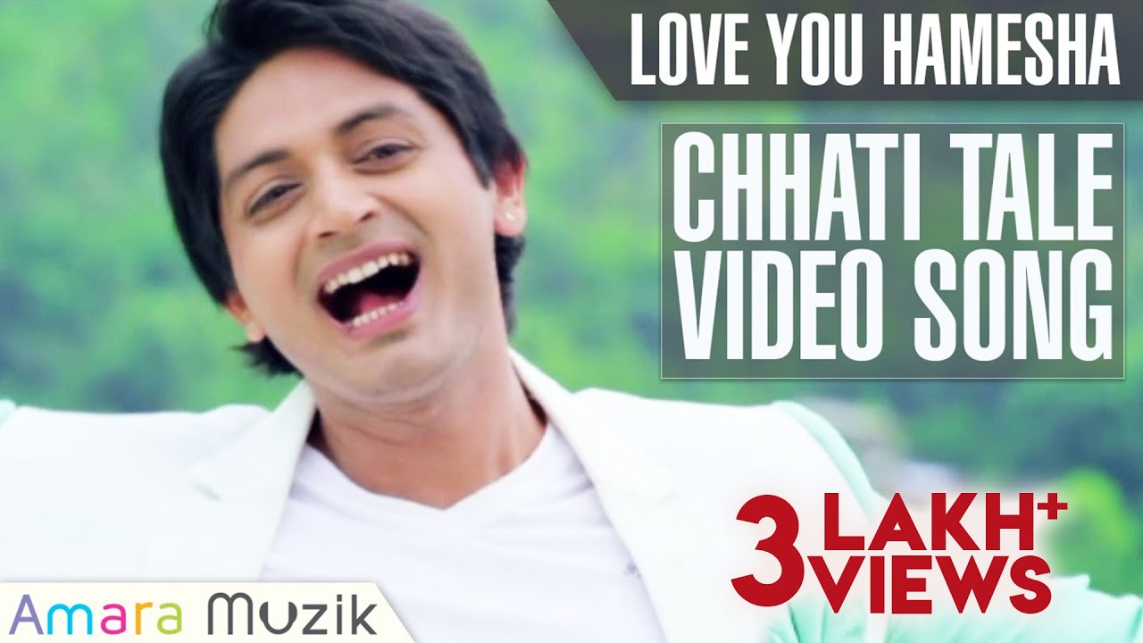 Download Love You Hamesha- Chhati Tale song || Full HD Official Video Song