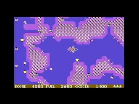 Bug Blitz - Ariolasoft - Andromeda Software C64 gameplay.avi