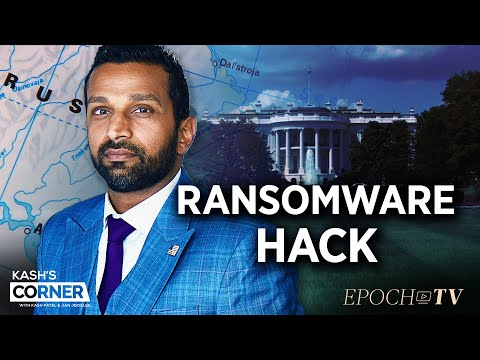 Kash's Corner: How Will the Biden Administration Respond to Alleged Hacks From Russia?   Clip