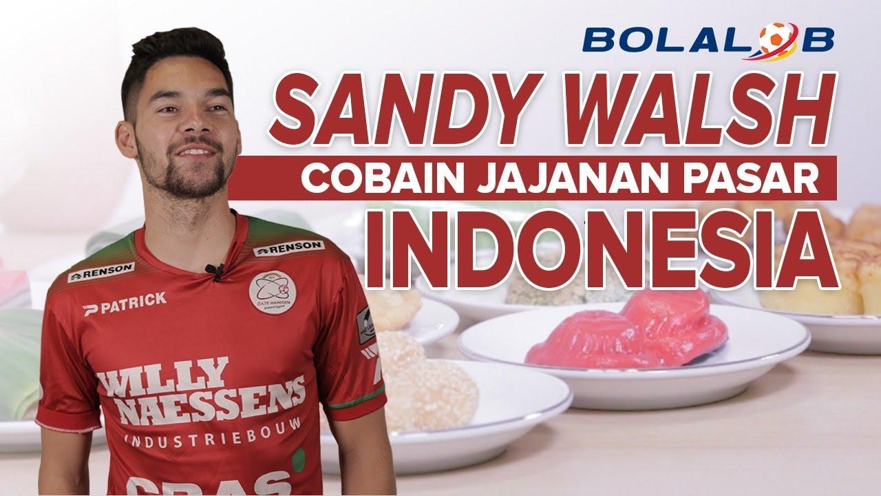 Sandy walsh indonesia