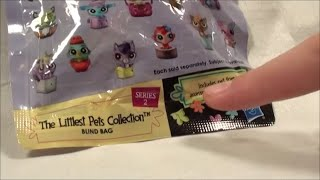 SUPER CUTE LPS inside LPS BLIND BAG - the littlest pets collection series 2