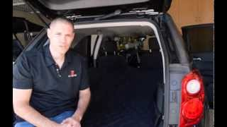 4Knines Pet Cargo Liner Installation Video For Your SUV Or Suburban