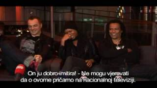 Vip Music Club LP - Skunk Anansie report i interview