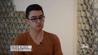 Centro León. Entrevista Freddy Alzate