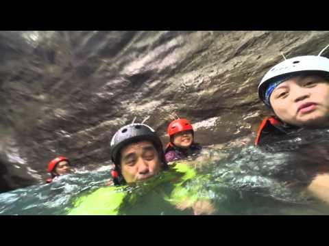 Team Angkay Mendoza Kawasan falls adventure