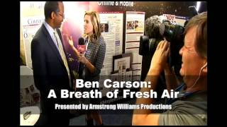 Ben Carson:  A Breath of Fresh Air; A New Prescription for America. Promo 30