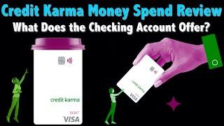 Credit Karma Money Spend (Credit Karma Checking) Review