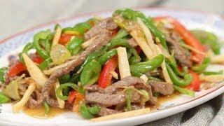 Pepper Steak (Chinjao Rosu Recipe)