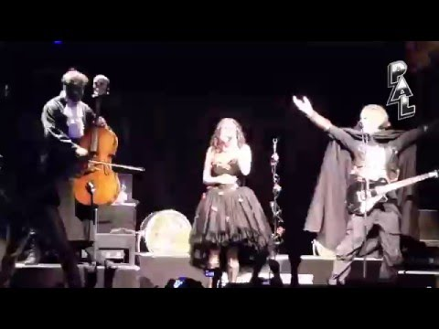 Within Temptation, Black X-mas, Gothic Christmas, Tilburg, 2015-12-20