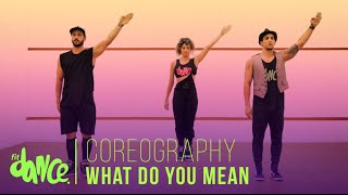 What do You Mean - Justin Bieber | coreografía - FitDance