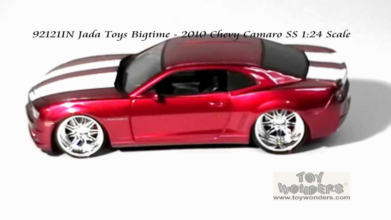 Camaro chevy camaro ss mpg : 92121IN-Jada-Toys-Bigtime-2010-Chevy-Camaro-SS-124-Scale-Diecast ...
