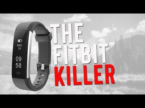 Review: THE FITBIT ALTERNATIVE Letsfit Fitness Tracker