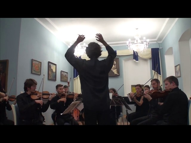 Вустин «Блаженны нищие духом» (солистка Екатерина Либерова)