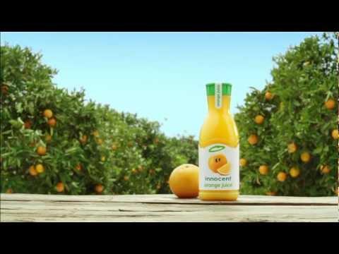 innocent juice tv advert - 2013