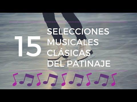 TOP 15: Selecciones musicales más utilizadas en el patinaje artístico