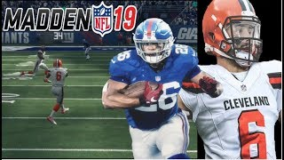 MADDEN 19 ROOKIES FIRST ROUND PICKS {MADDEN 18}