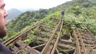 Trailer  Travessia Sistema Funicular – Cubatão Paranapiacaba Full HD
