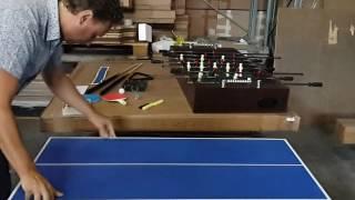 видео Многофункциональные игровые столы-трансформеры