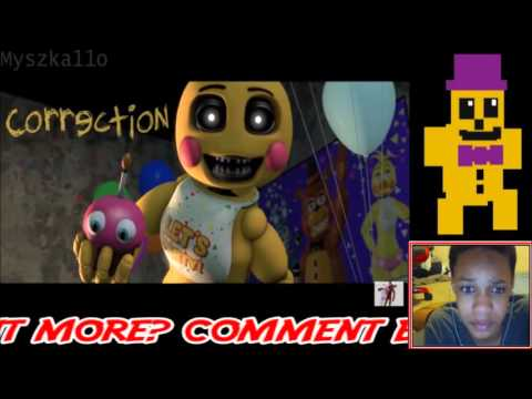 [FNAF SFM] Glaze Prototype (COLLAB) REACTION | OUT WITH THE OLD!