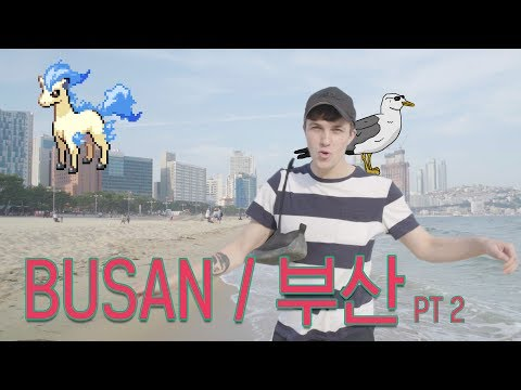 Memes on the Beach??… NyamNyeo + Korea's Best Food | BUSAN TRAVEL GUIDE