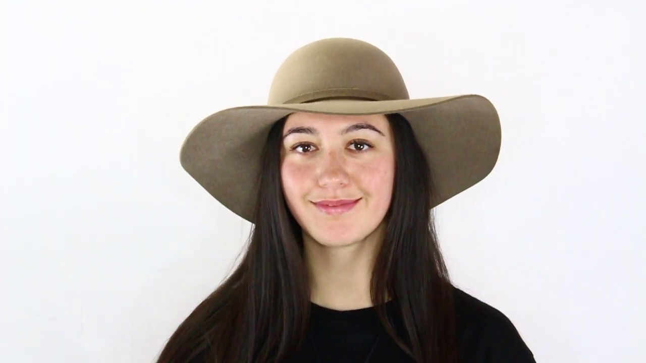 Akubra Ladies Milan Hat - Bran