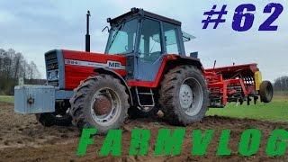 FarmVlog #62 - Siew Massey'em z awarią