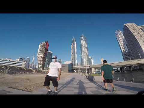Al Jadaf – Al Safa Park – Al Jadaf  Via Dubai Canal