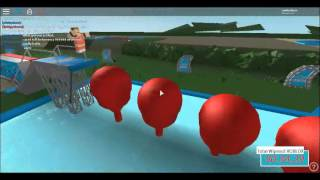 Its_TypicalSpheal es Total Wipeout ROBLOX Run