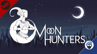 Moon Hunters OST 4 - Outsiders at the inn (Moon Hunters Soundtrack/ Score)
