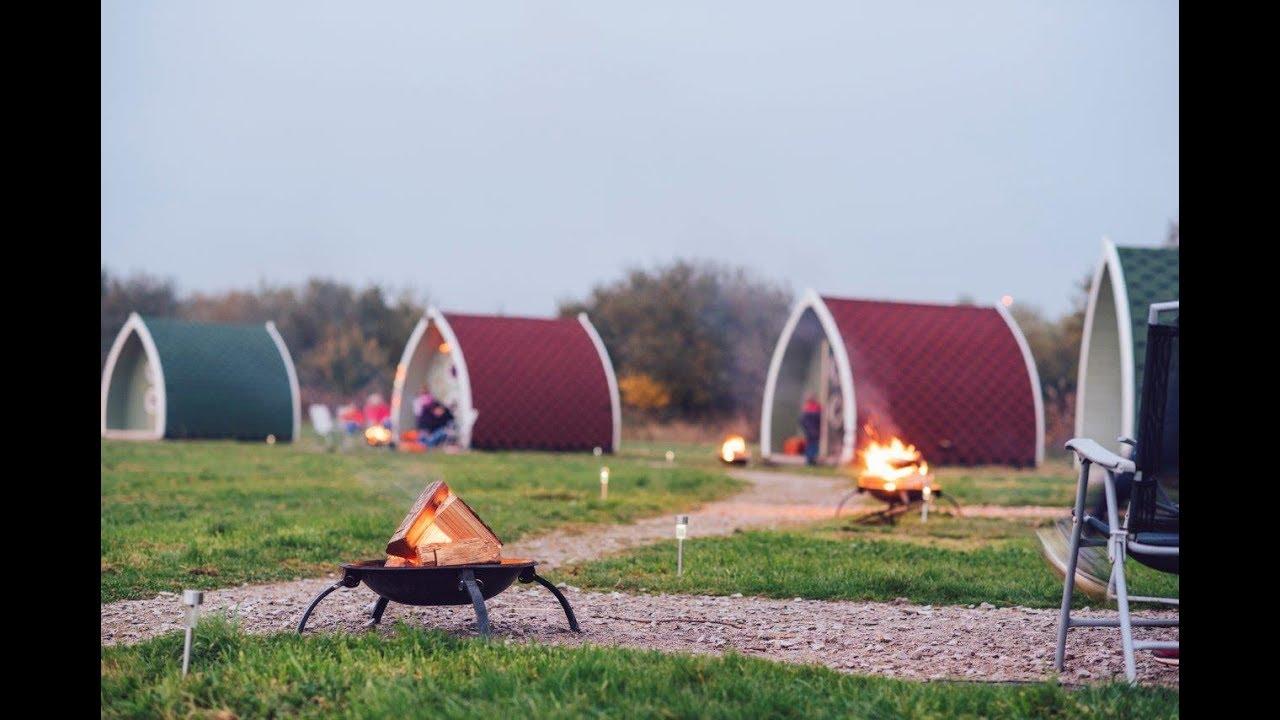 Stanley Villa Farm Camping, Glamping Nr Blackpool
