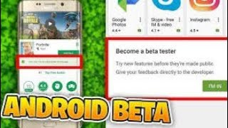 How to download Fortnite Beta on Any Android // SAMSUNG, HUAWEI , NOKIA AND MORE!!!!!!!
