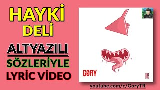 Hayki - DELİ (Lyrics Altyazılı Video) Resimi