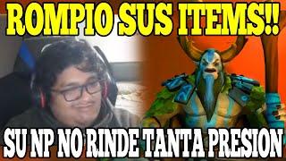 ESTE DOTA ES UN CHISTE!! SMASH Y SU NP NO RINDEN ANTE DE LA PRESION DE UN EQUIPO BIEN TRYHARD