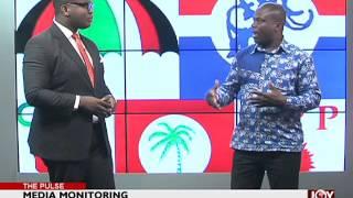 Media Monitoring -The Pulse on Joy News (16-5-16)