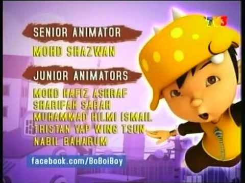 BoBoiBoy Season 2 : Bersedia (Season 2 Version)