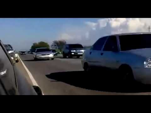 Кортеж Путина в Горном Алтае. Дача Путина.Putins motorcade in the Altai mountains. Putins Dacha.