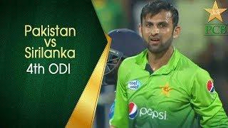 Pakistan vs Sri Lanka | 4th ODI Highlights | PCB