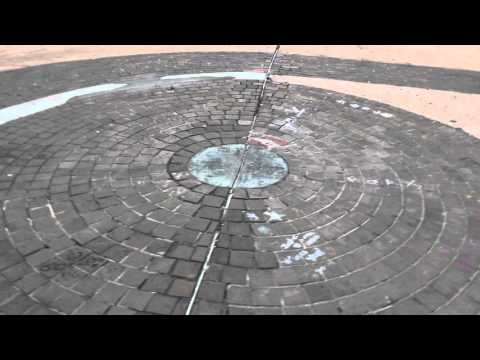 Guy discovers the Center of the Universe, Tulsa OK
